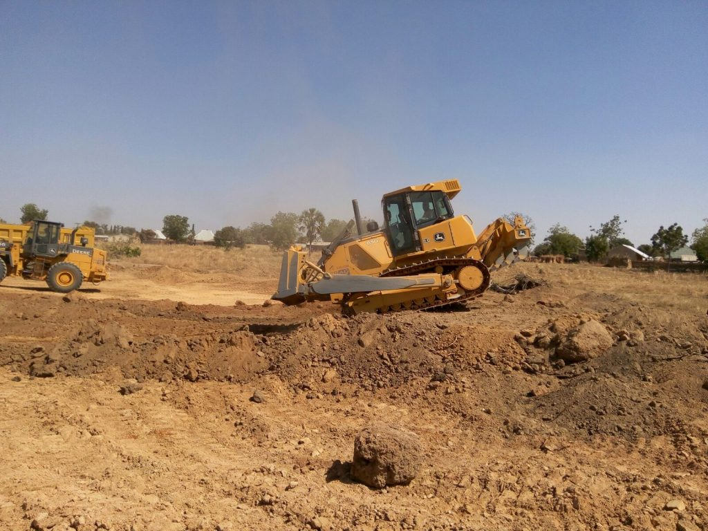 AG Vision Construction provides engineering, construction, and consultancy services across the Middle East and Africa