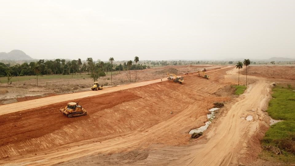 AG Vision Construction proud of being involved in Nigeria'a Agricultural Transformation Agenda