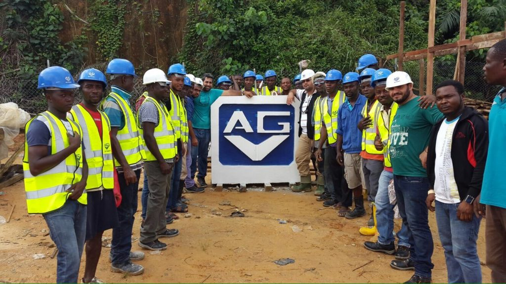 A.G. Vision Construction is committed to ensuring a work environment that is free of discrimination and harassment