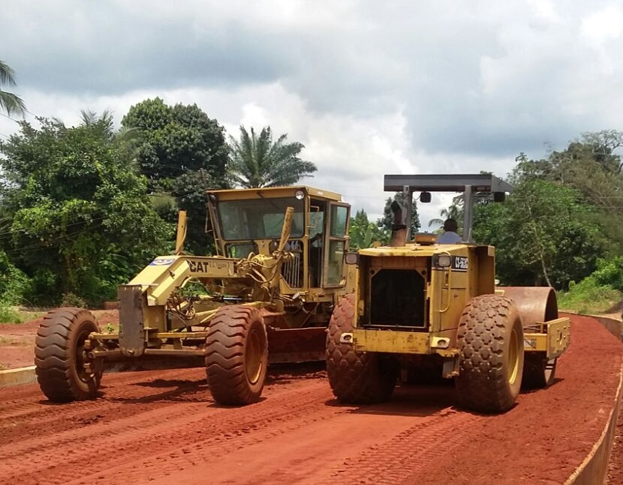 Bauchi State government has entrusted AGV Construction