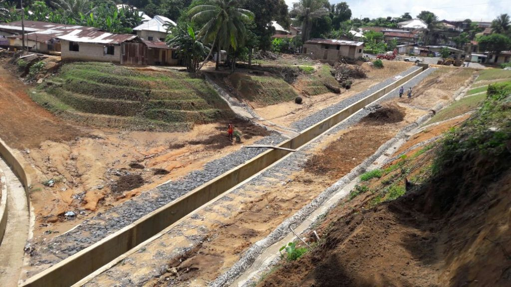 AGVConstruction is taking an active part in the construction, reconstruction and rehabilitation of dams and irrigation networks.